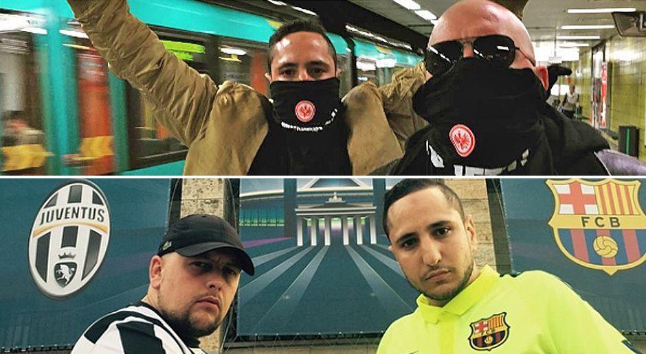 Celo und Abdi - Bildquelle: Instagram: @celoetabdi