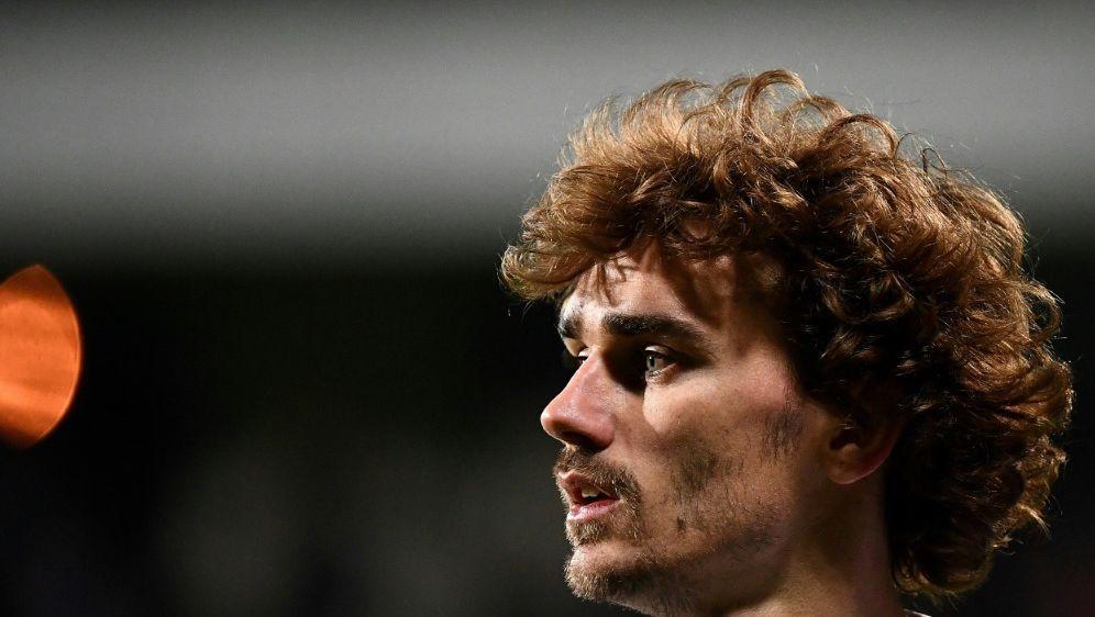 Frankreichs Top-Verdiener unter den Sportlern: Griezmann - Bildquelle: AFPSIDFRANCK FIFE