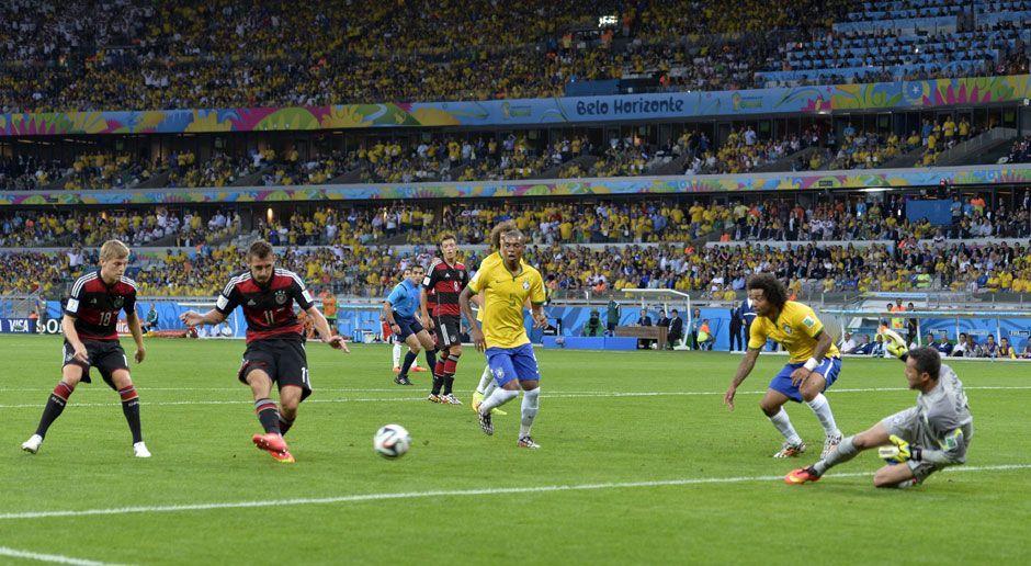 Ewige WM Torjägerliste: Klose überholt Ronaldo mit 16. Tor