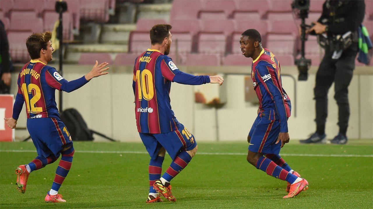 Formkurve: Barca und Real brandheiß - Bildquelle: Imago Images