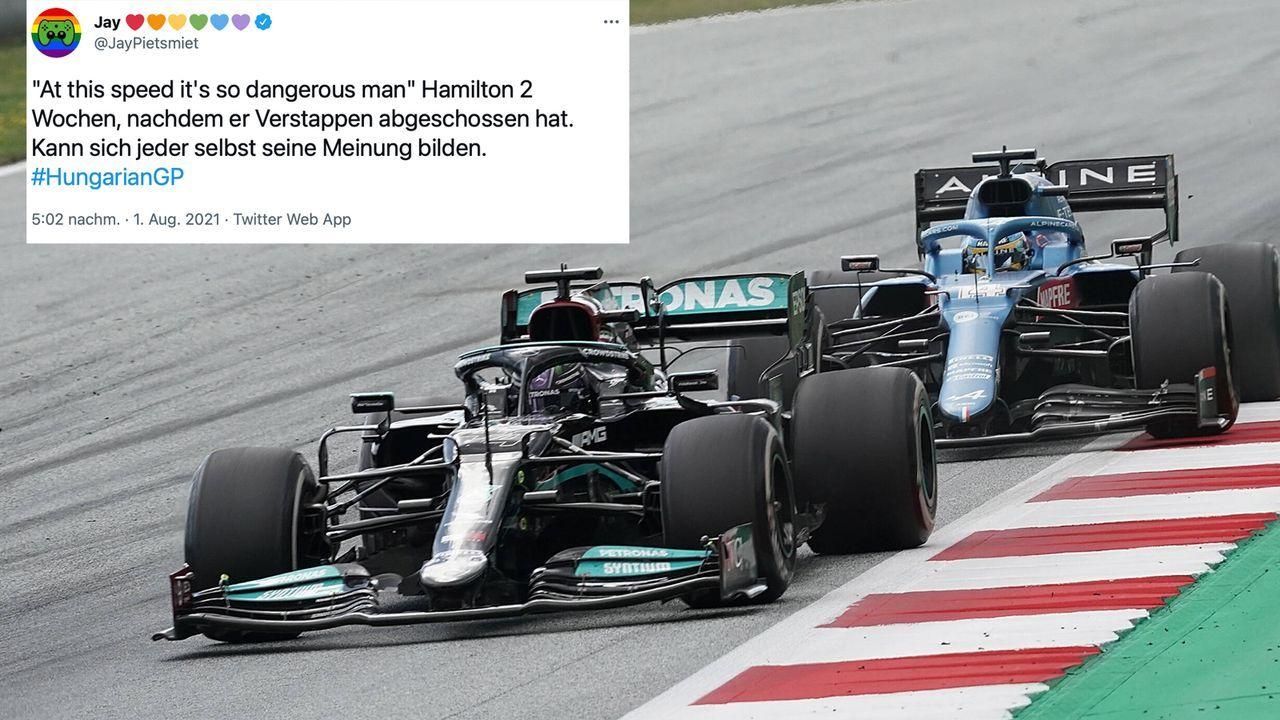 Kritik an Hamilton - Bildquelle: imago images/Nordphoto