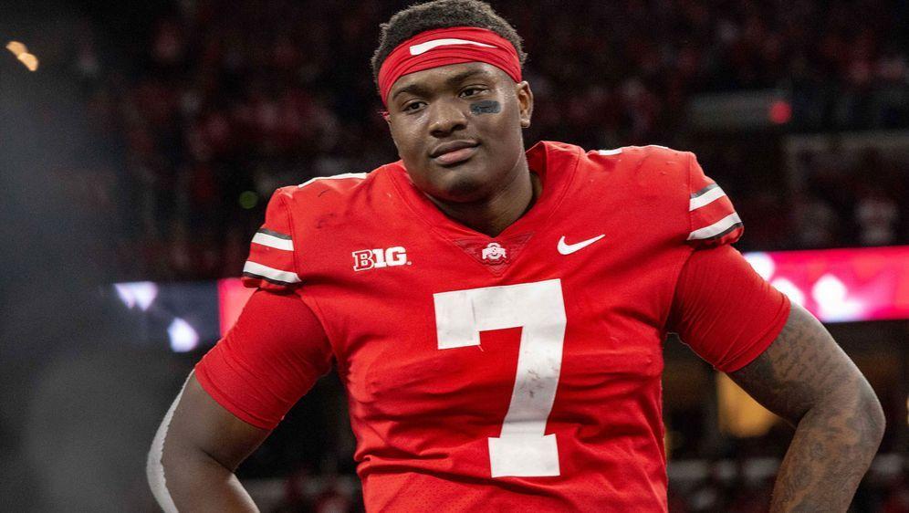 Verfolgt den NFL Draft 2019 aus dem Bowling Center: Für Dwayne Haskins erfül... - Bildquelle: imago