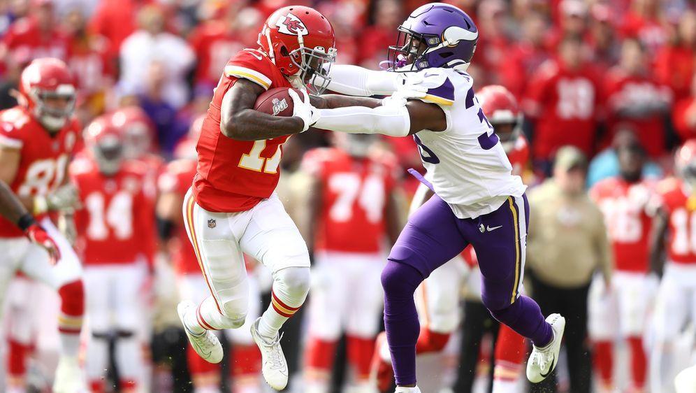Krimi in Kansas City: Vikings gewinnen gegen Chiefs - Bildquelle: Getty Images