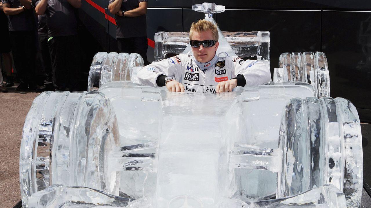 2006: Letzte Saison bei McLaren - Bildquelle: 2006 Getty Images