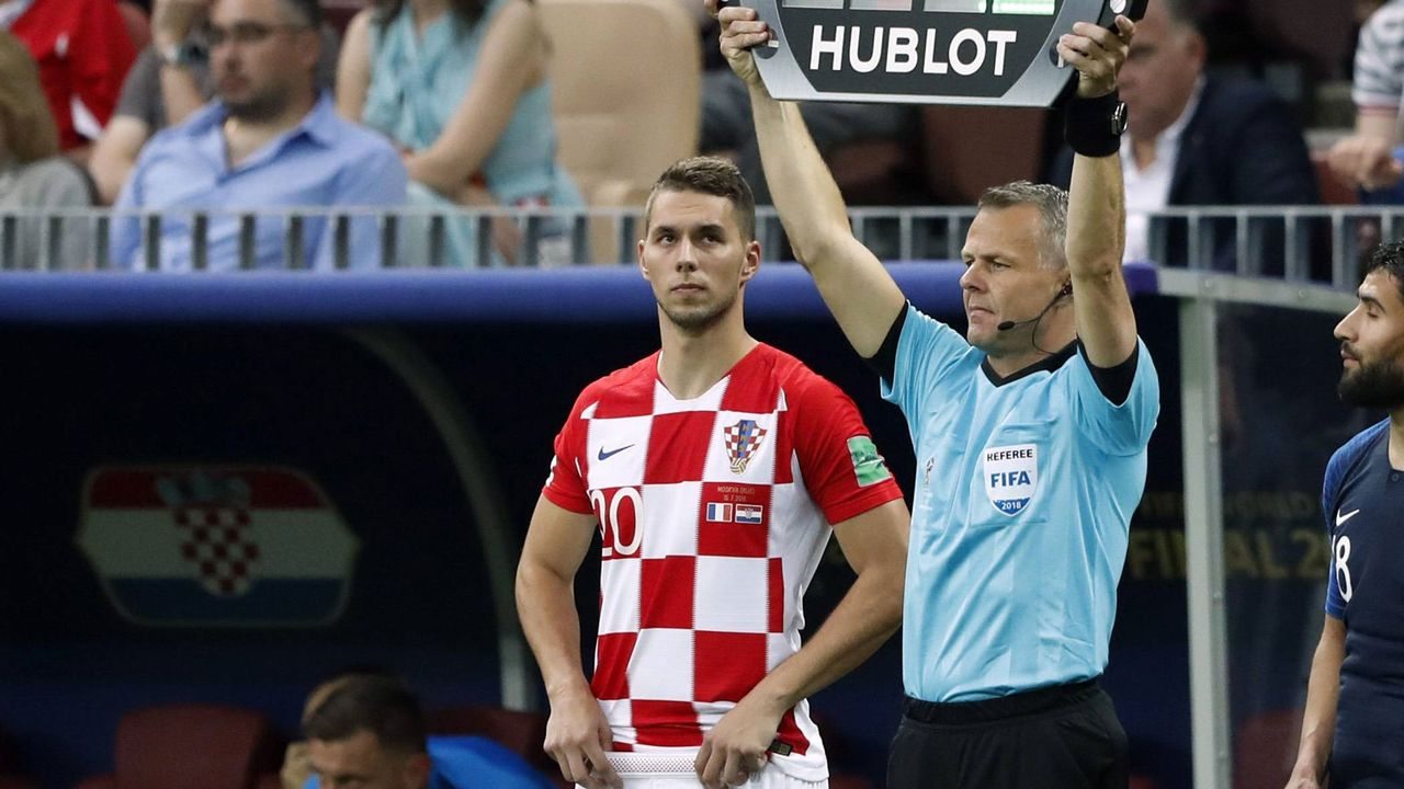 Marko Pjaca (Kroatien) - Bildquelle: Imago
