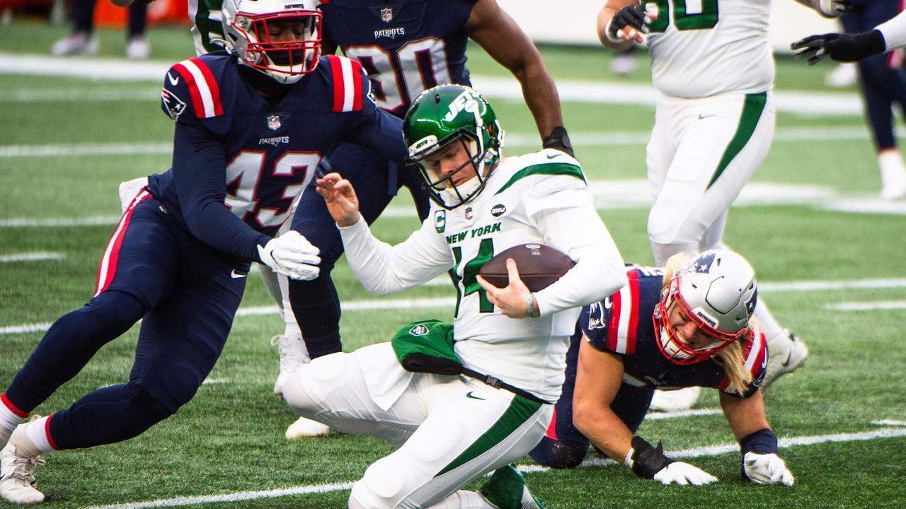 1. Spieltag: Sam Darnold gegen die New York Jets - Bildquelle: getty