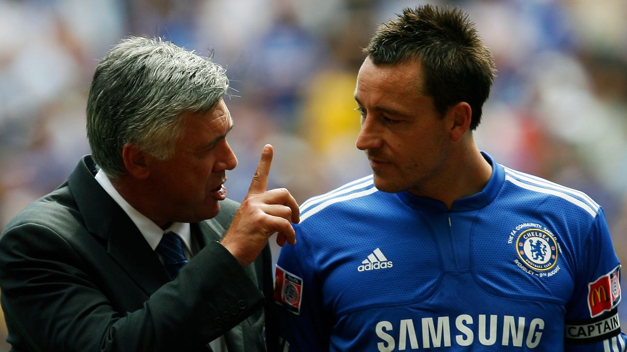 Abwehr - John Terry - Bildquelle: 2009 Getty Images