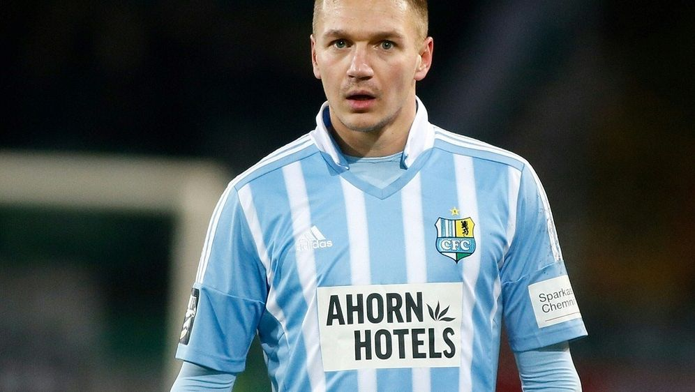 Frahn spielte vorher für den Chemnitzer FC - Bildquelle: FIROFIROSID