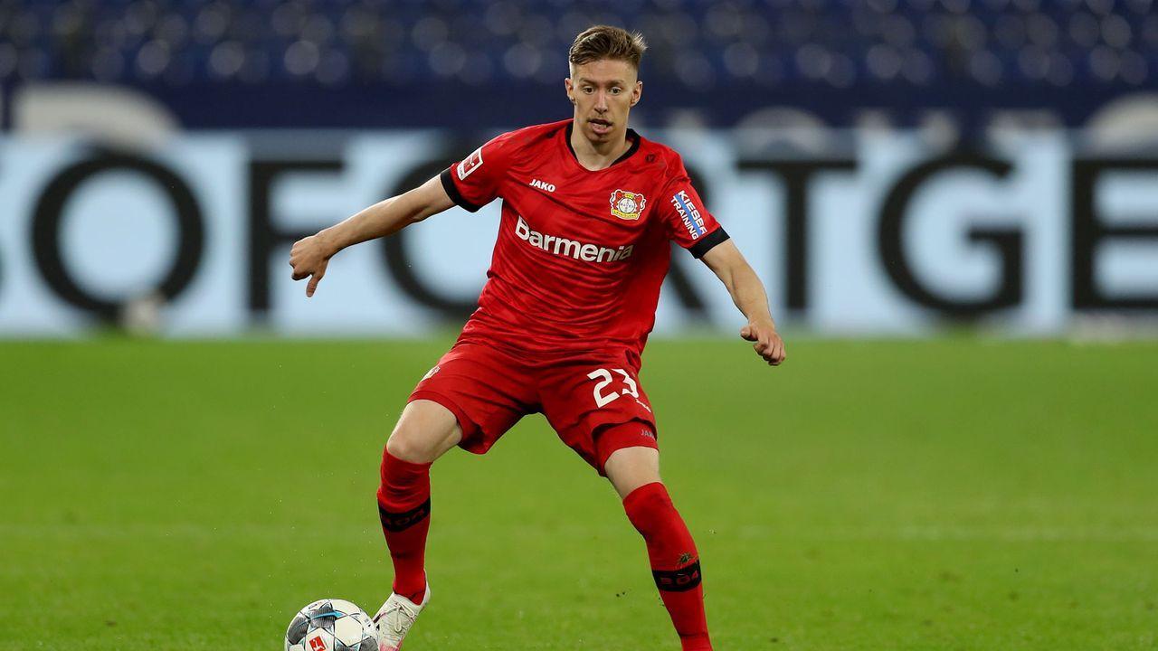 Mitchell Weiser (Bayer 04 Leverkusen) - Bildquelle: 2020 Getty Images