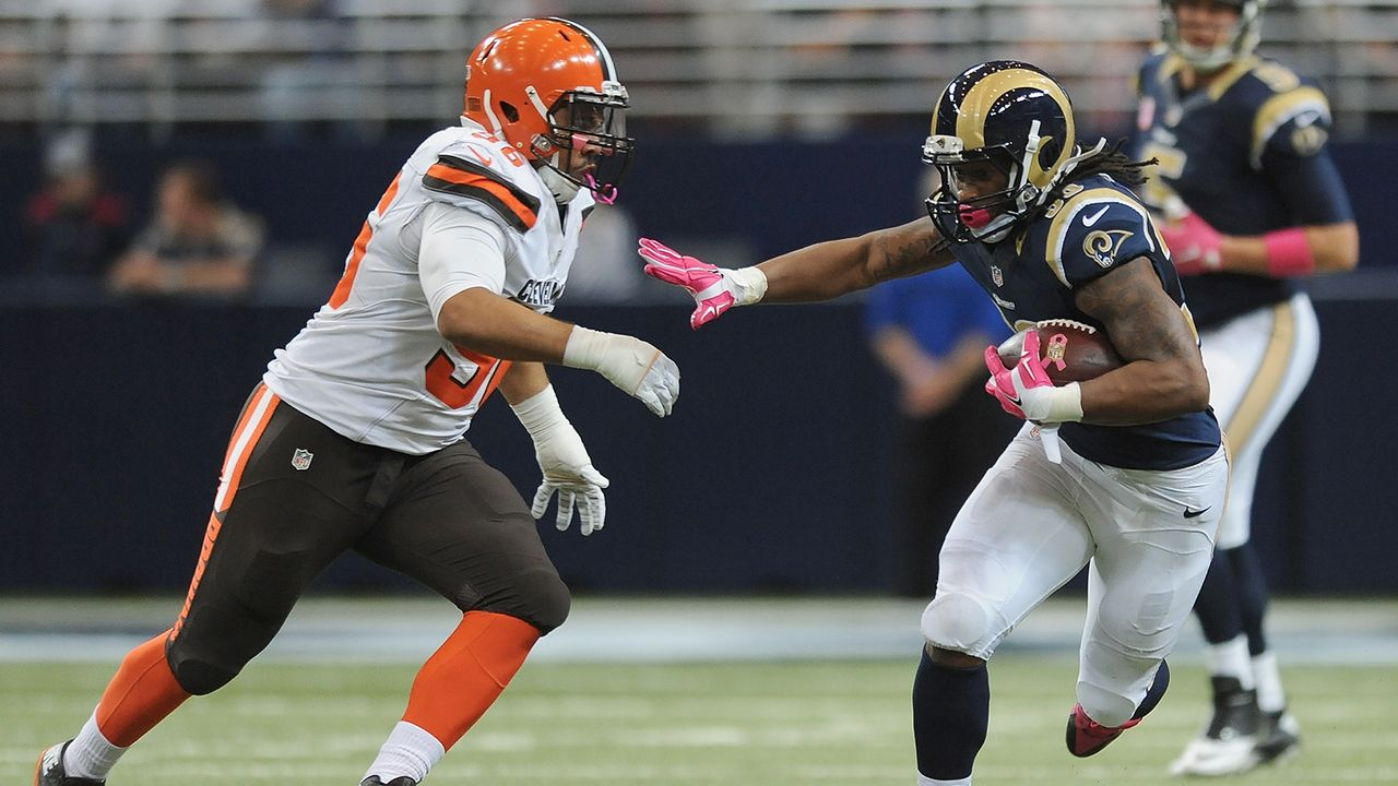 Woche 3: Los Angeles Rams at Cleveland Browns - Bildquelle: 2015 Getty Images