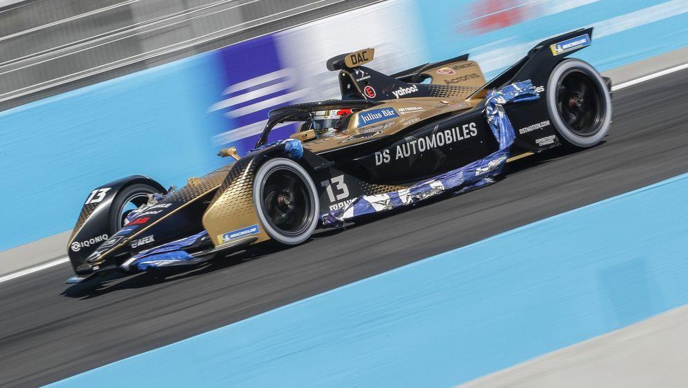 Antonio Felix da Costas Unfall am Sonntag bei der Formel E in Puebla ist die... - Bildquelle: Motorsport Images