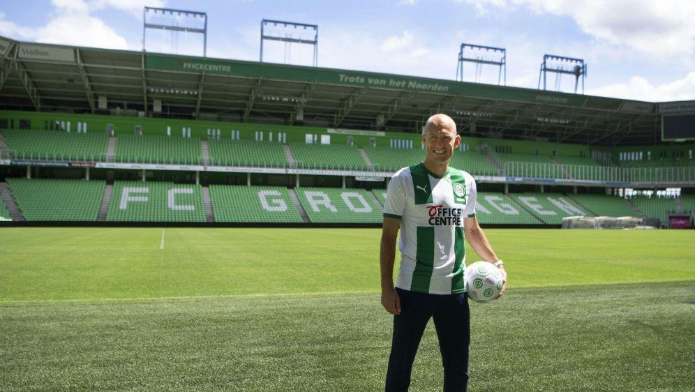 Arjen Robben kann gegen Zwolle noch nicht spielen - Bildquelle: AFPSIDOLAF KRAAK