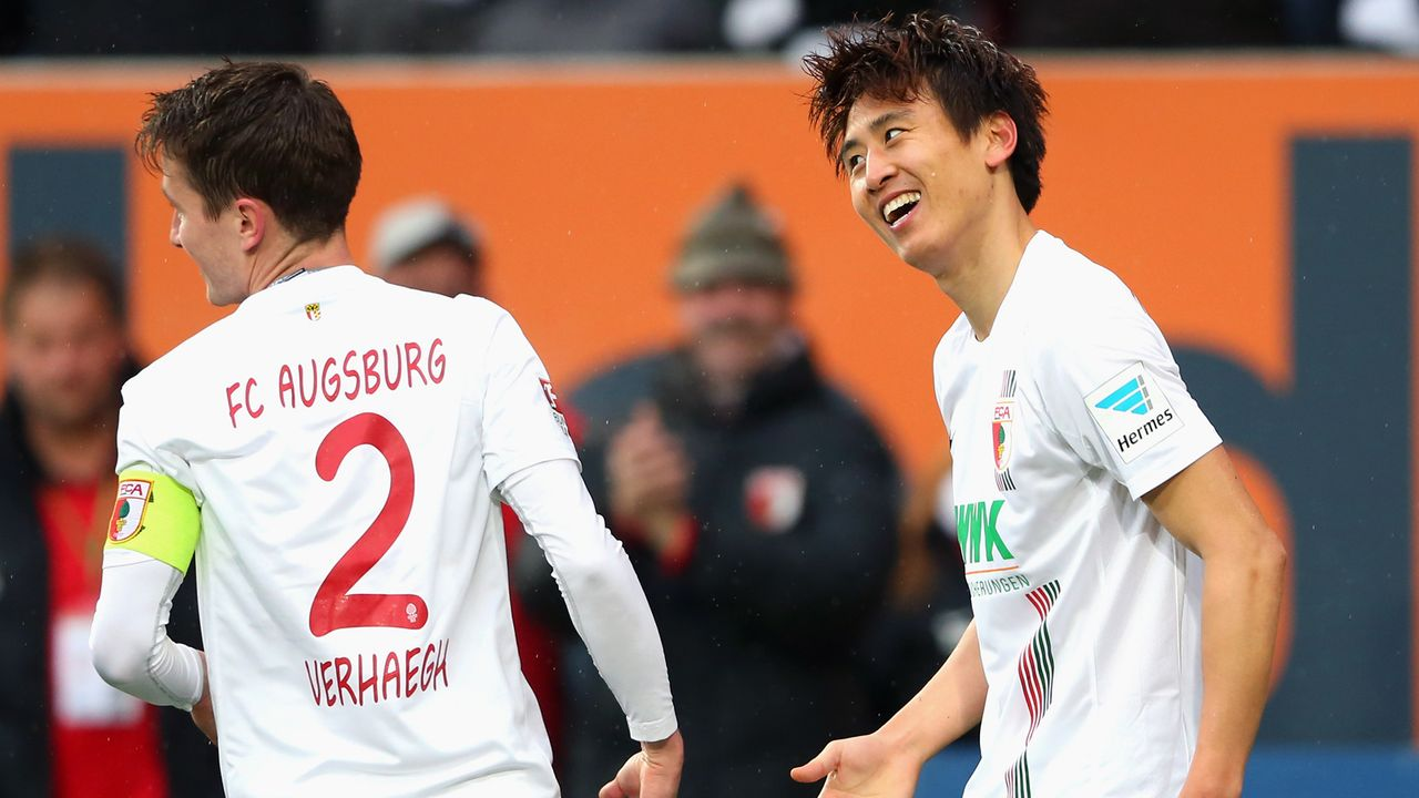 FC Augsburg (2015/16) - Bildquelle: 2016 Getty Images