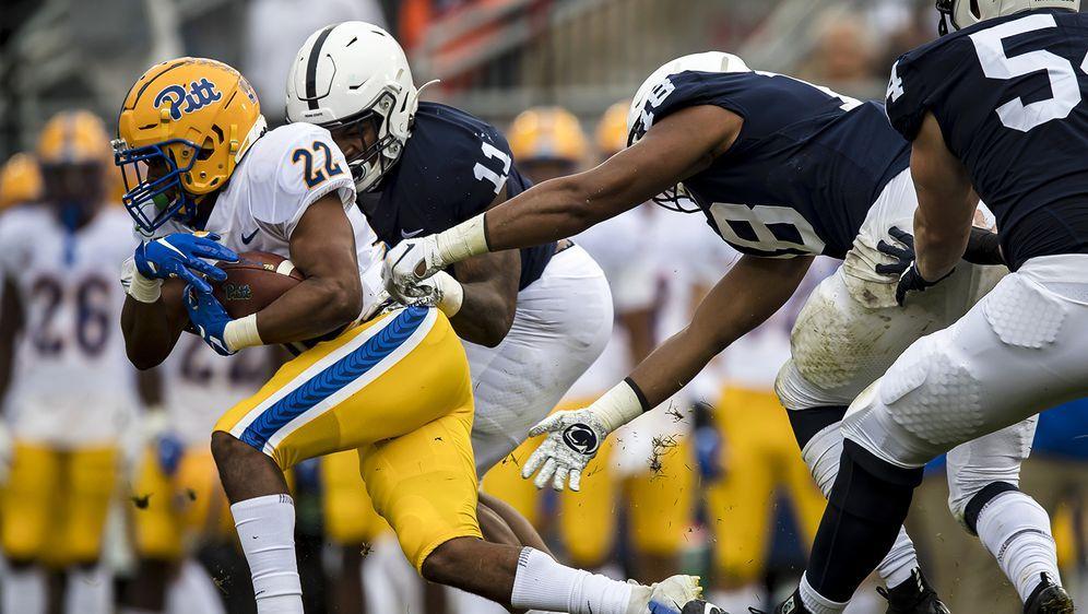 Penn State gewinnt 17:10 - Bildquelle: Getty