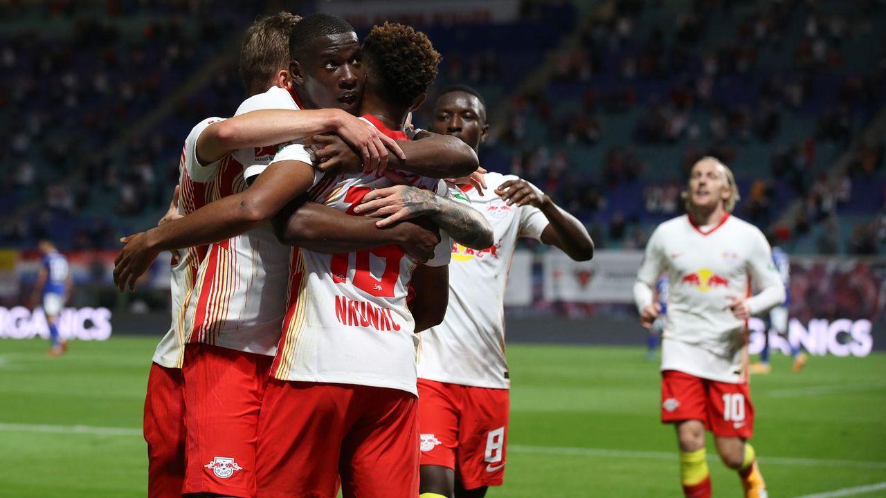 Platz 4: RB Leipzig - Bildquelle: Getty Images