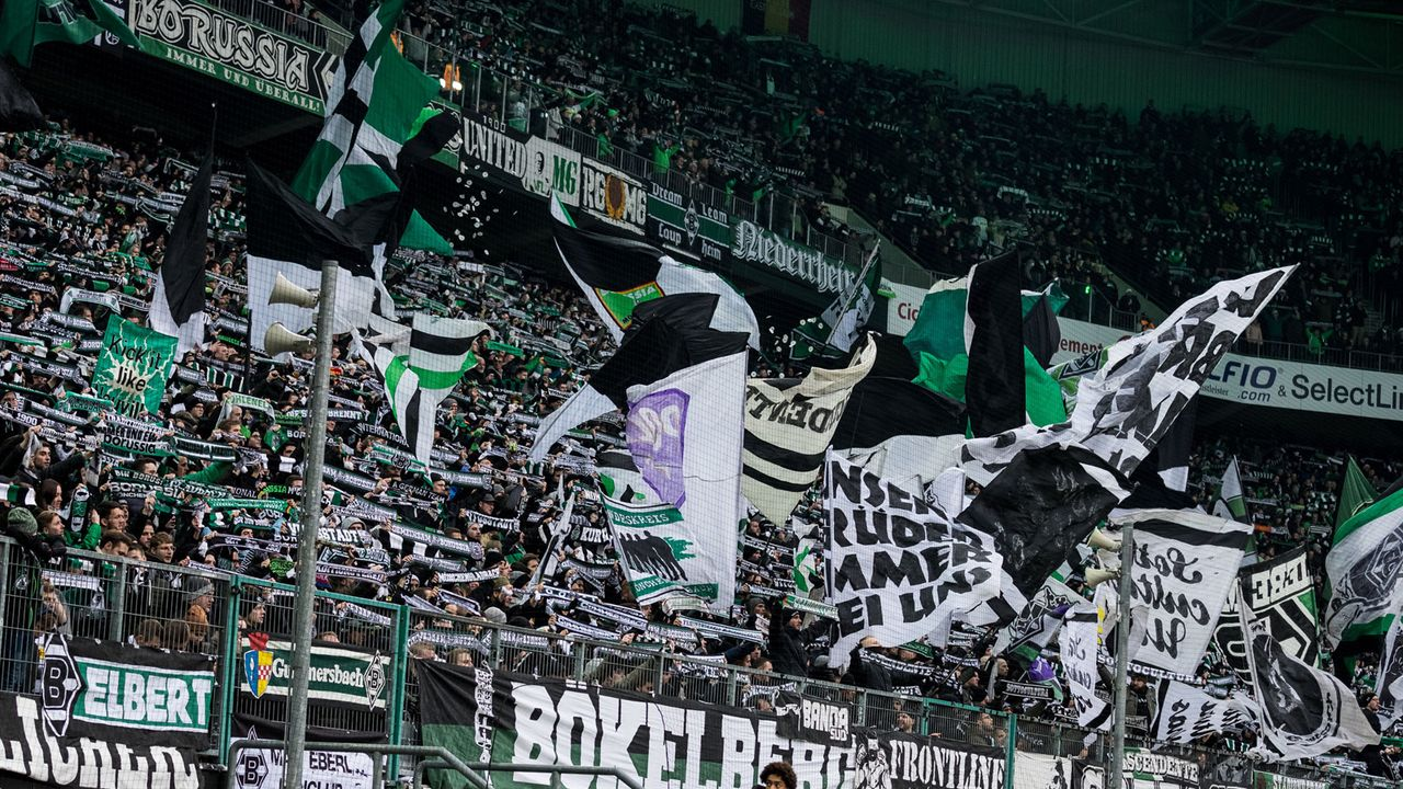 Borussia Mönchengladbach - Bildquelle: imago images/Beautiful Sports