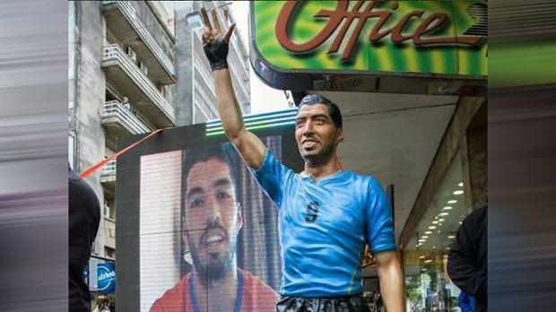Luis Suarez - Bildquelle: twitter@BarcaWorldwide