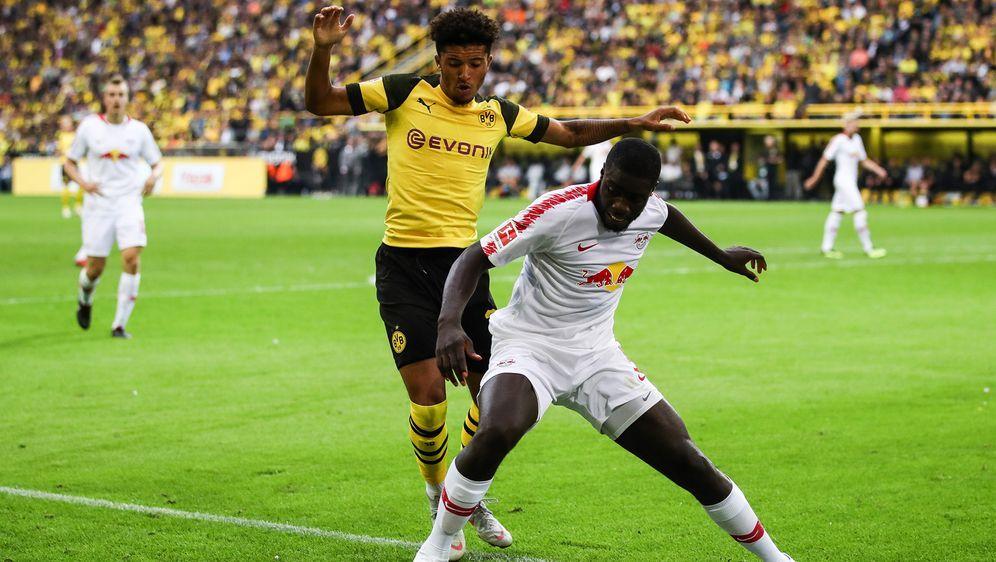 Englischer Youngster Jadon Sancho startet bei Borussia Dortmund durch. - Bildquelle: getty
