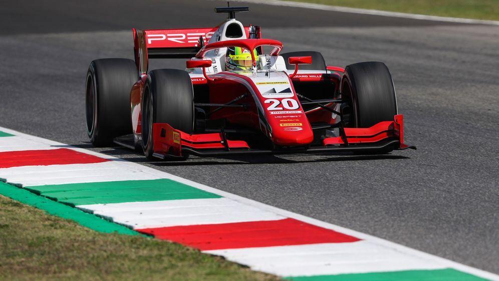 Mick Schumacher - Bildquelle: Motorsport Images
