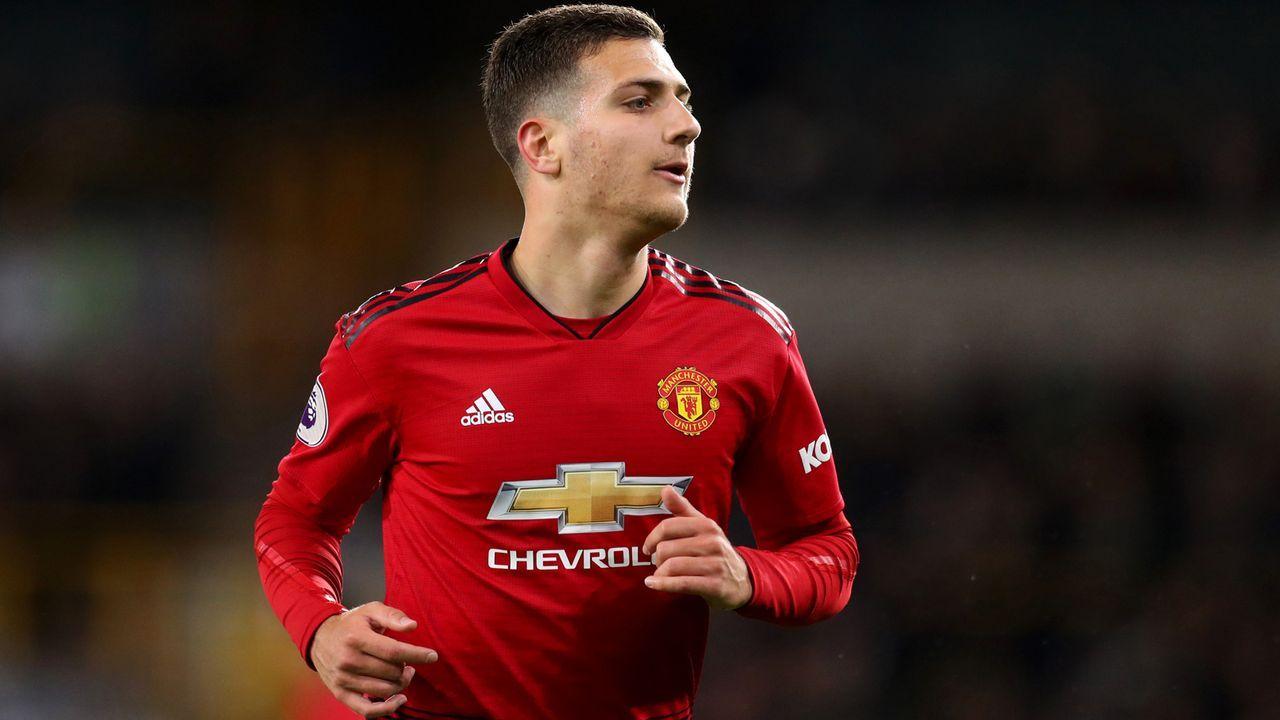 Diogo Dalot (Manchester United) - Bildquelle: 2019 Getty Images