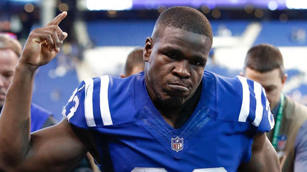 Frank Gore (6 Punkte) - Bildquelle: 2017 Getty Images