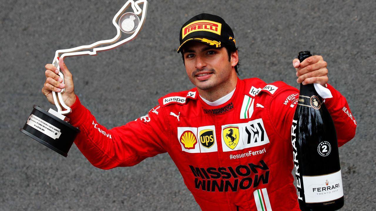Fahrerwertung Formel 1 2021