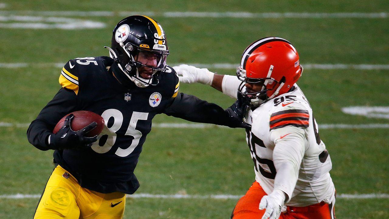 Eric Ebron (Pittsburgh Steelers) - Bildquelle: Getty Images