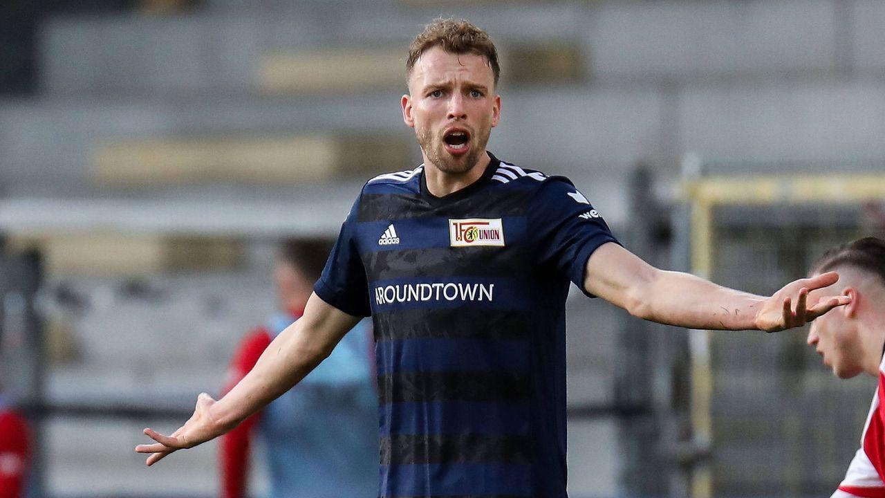 Marvin Friedrich (1. FC Union Berlin) - Bildquelle: Imago Images