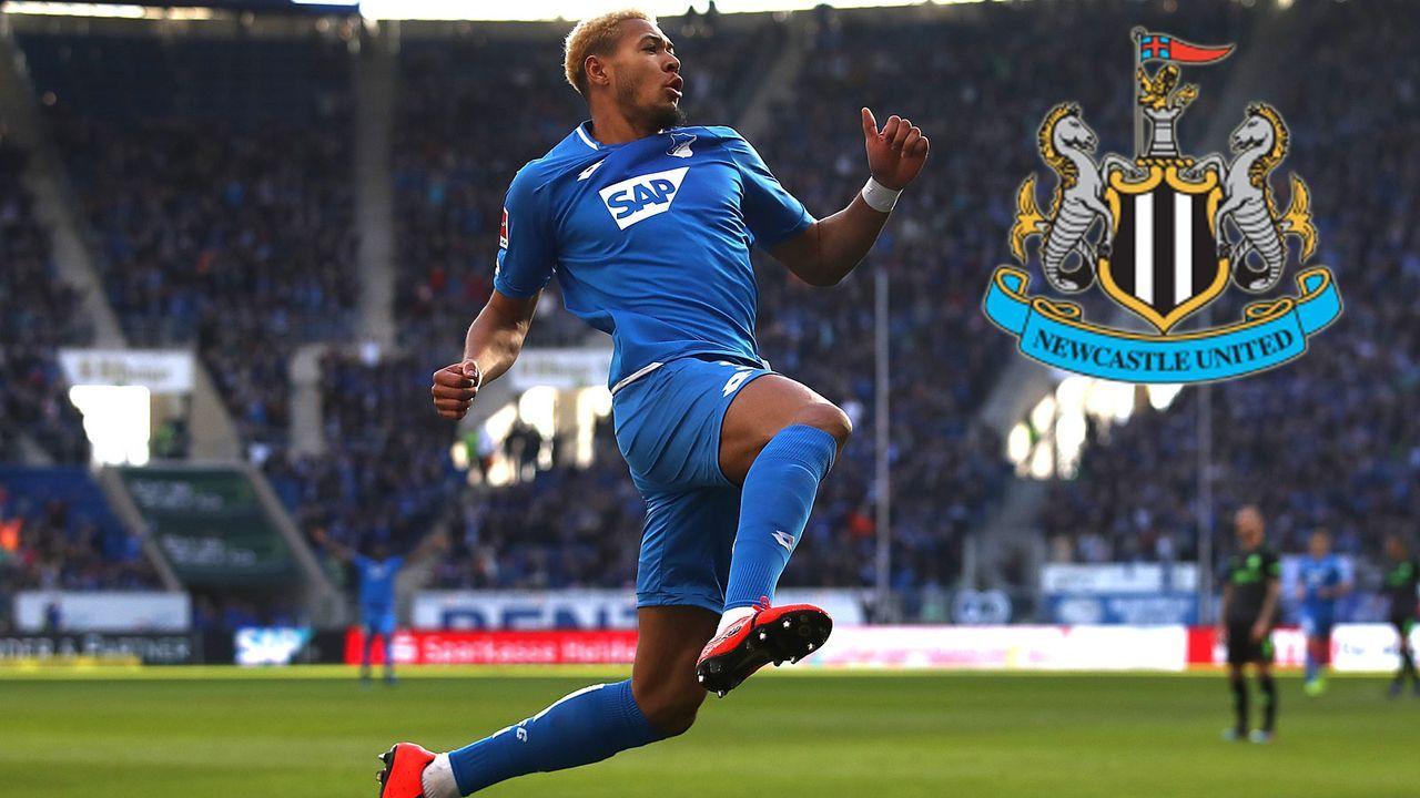 Joelinton (Newcastle United) - Bildquelle: Getty Images