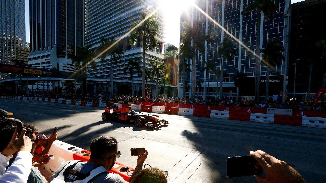 F1-Pläne für Miami wohl vom Tisch - Bildquelle: 2018 Getty Images