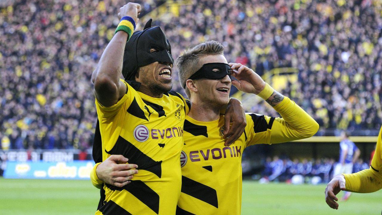 Batman und Robin - Bildquelle: imago