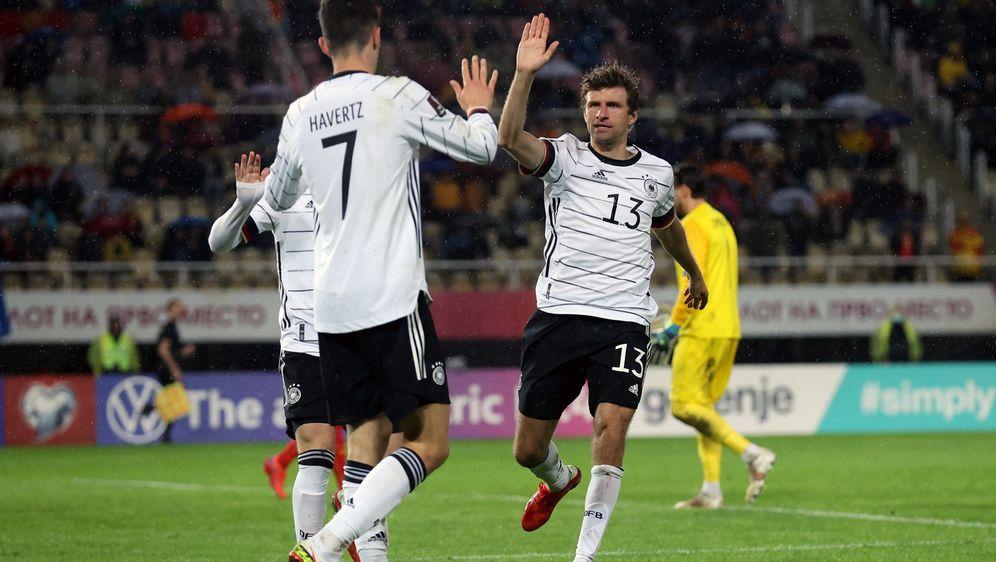 Havertz und Werner schießen Deutschland zur WM 2022! -Thomas Müller glänzt ...