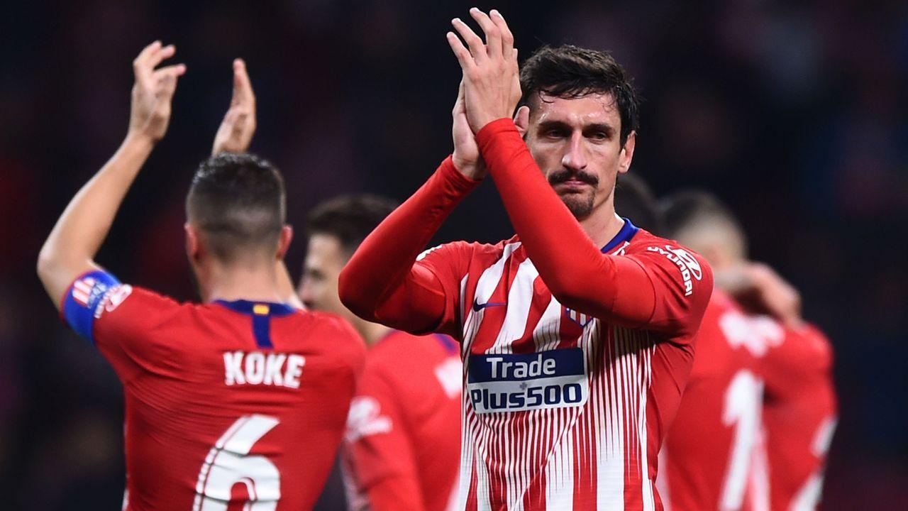 Platz 10: Atletico Madrid - Bildquelle: 2018 Getty Images