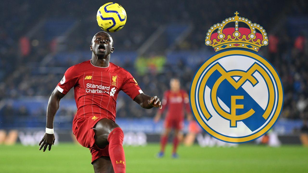 Sadio Mane (FC Liverpool) - Bildquelle: 2019 imago