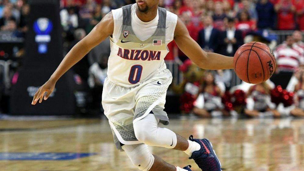Parker Jackson-Cartwright überragt bei Baskets-Debüt - Bildquelle: AFPGETTY IMAGES NORTH AMERICASIDETHAN MILLER