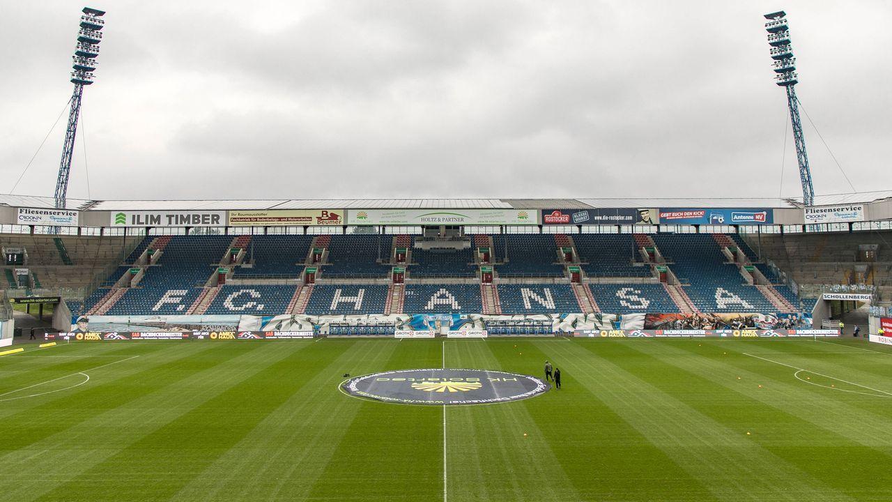 Hansa Rostock - 1. FC Heidenheim - Bildquelle: imago images/Steffen Kuttner