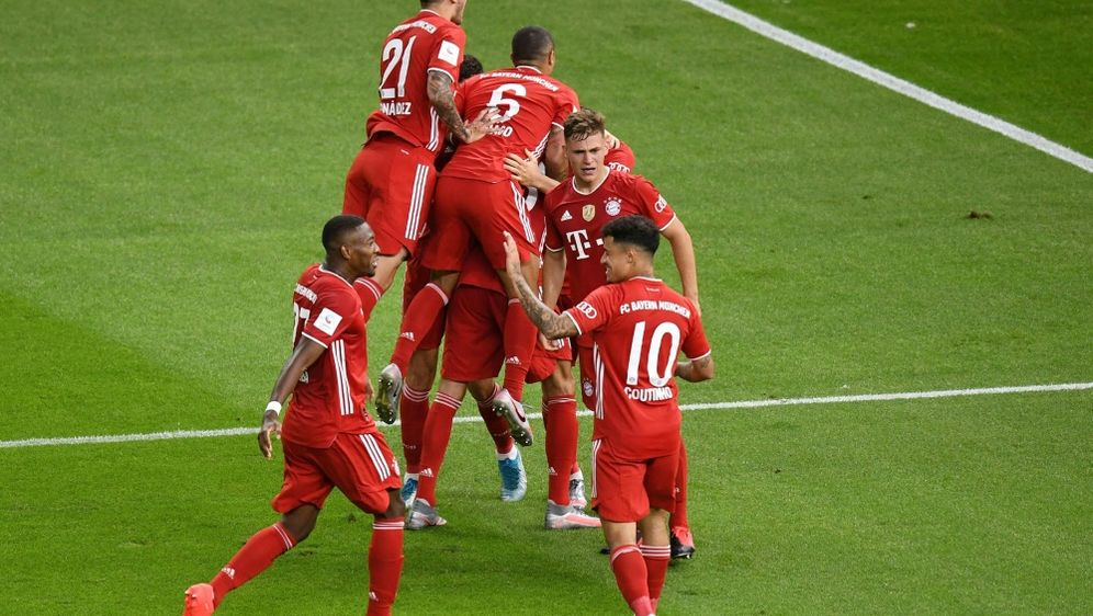 Die Bayern gehen als Titelverteidiger in den DFB-Pokal - Bildquelle: FIROFIROSID