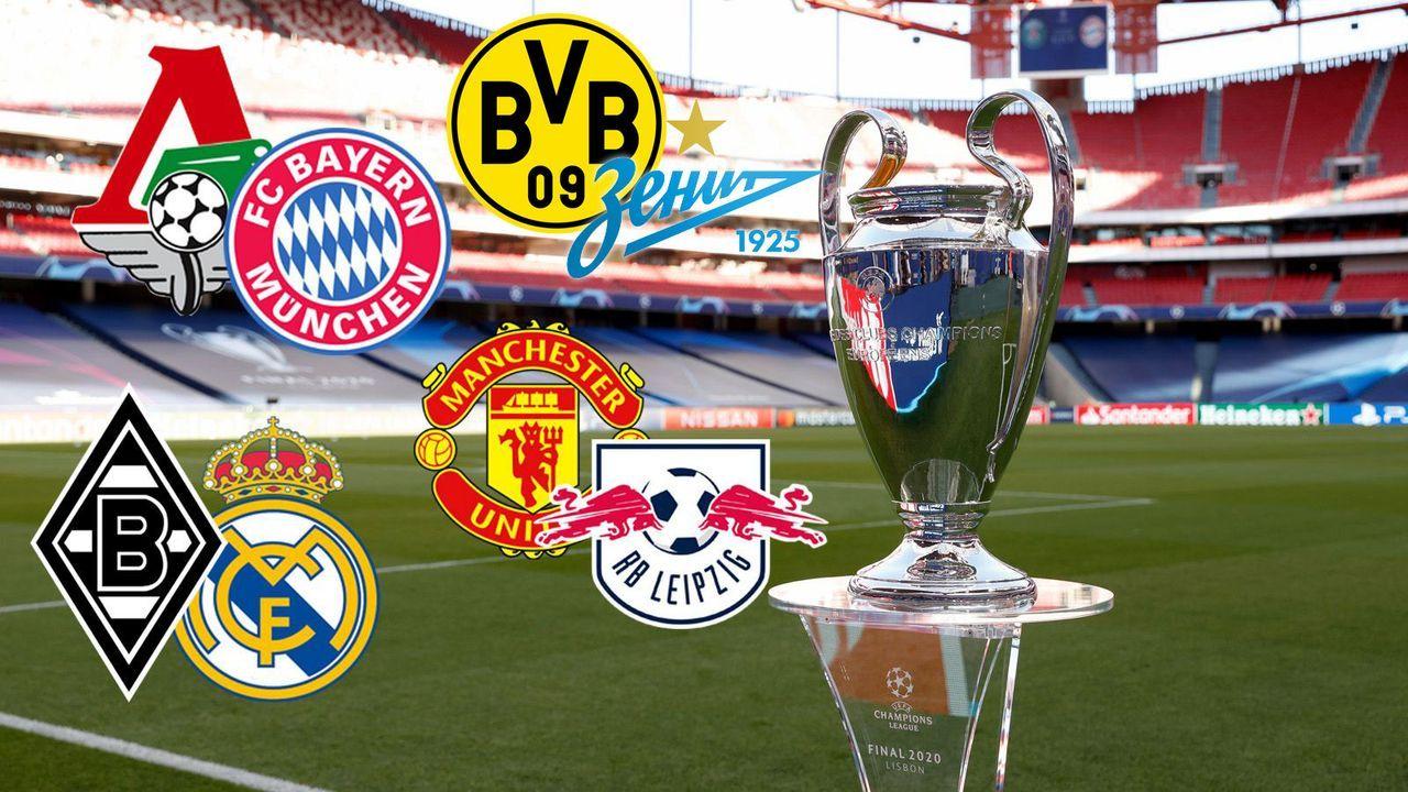 So gut in Form sind die Gegner von Bayern, Gladbach, Dortmund und Leipzig - Bildquelle: 2020 Getty Images / ran.de