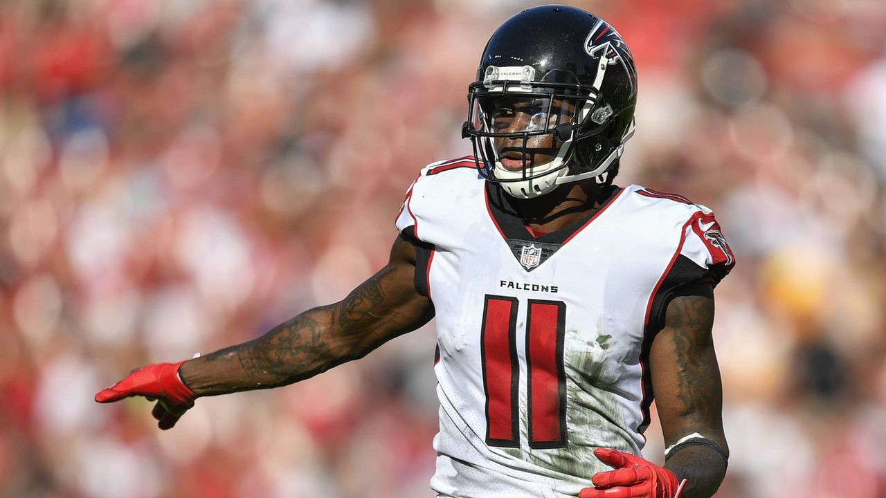 Atlanta Falcons: Julio Jones (Wide Receiver) - Bildquelle: imago/Icon SMI