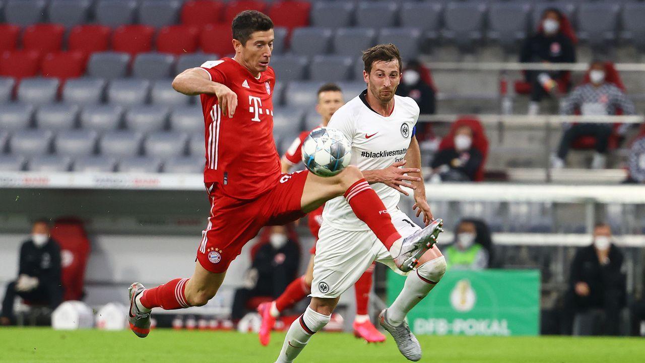 FC Bayern: Robert Lewandowski - Bildquelle: Getty Images