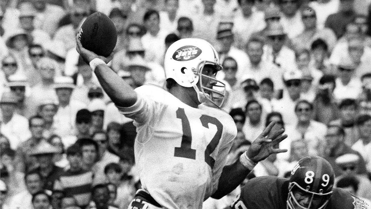 Platz 4: New York Jets - Baltimore Colts 16:7 - Bildquelle: Imago