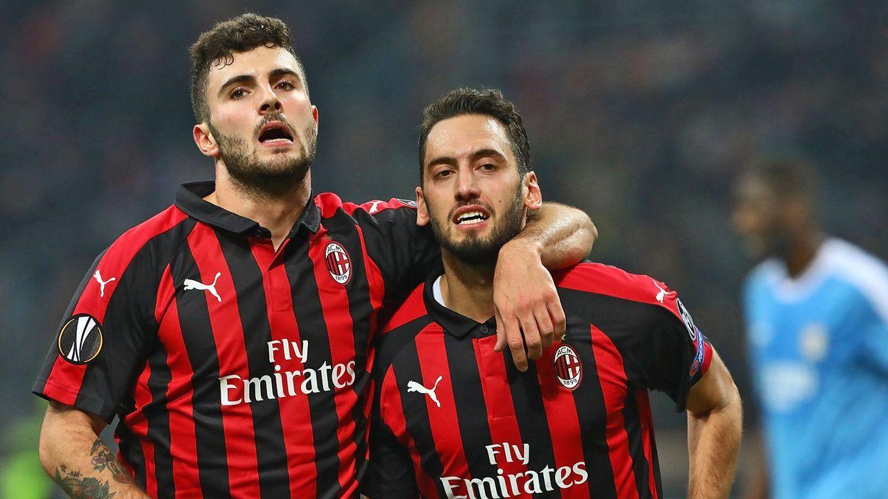 AC Mailand - Bildquelle: 2018 Getty Images