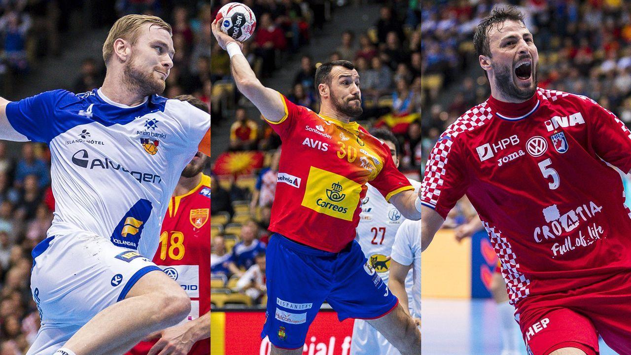 Handball: Das sind Deutschlands Hauptrunden-Gegner - Bildquelle: imago