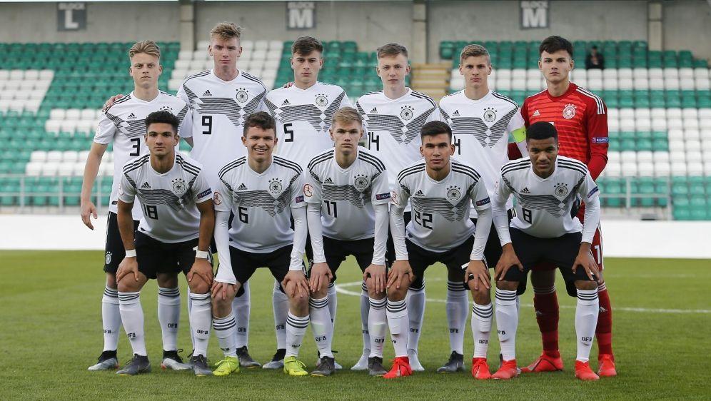 Die deutsche U17-Auswahl unterliegt Italien mit 1:3 - Bildquelle: PIXATHLONPIXATHLONSID