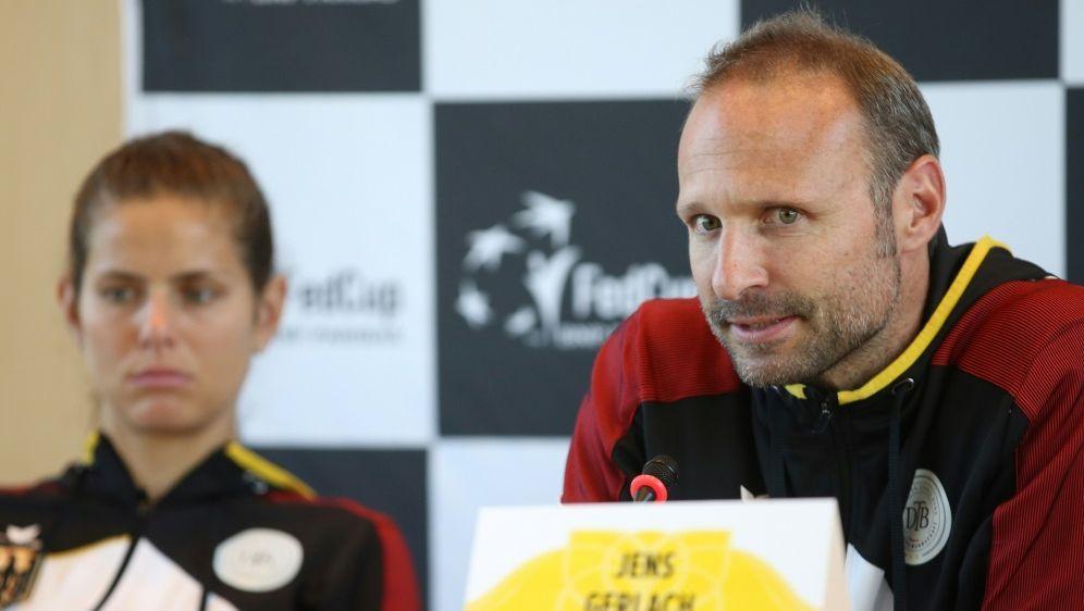 Jens Gerlach betreut Görges bei den nächsten Turnieren - Bildquelle: PIXATHLONPIXATHLONSID