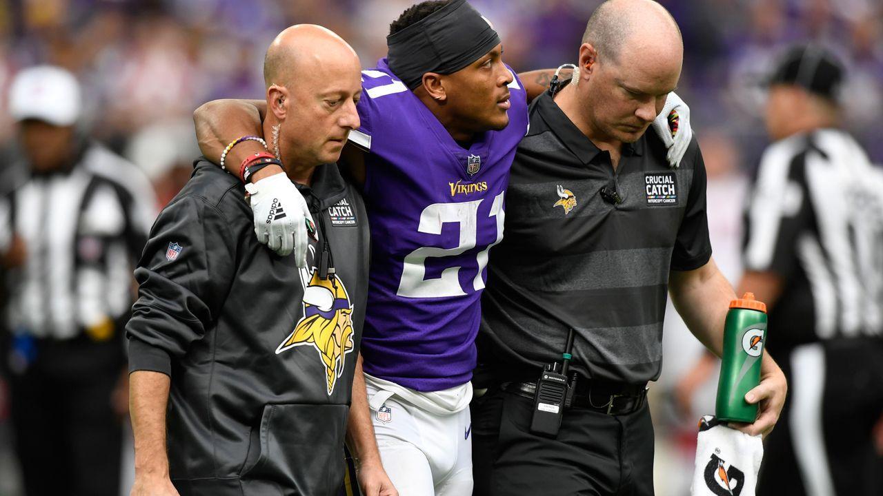 Pick 30: Mike Hughes (Cornerback, Minnesota Vikings) - Bildquelle: Getty