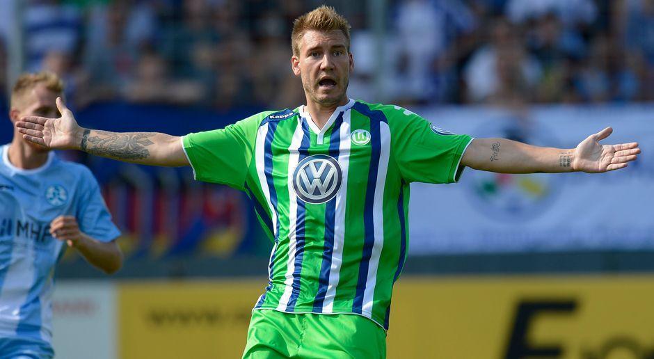 Außer Konkurrenz: 2014 - Lordt Bendtner zum VfL Wolfsburg (ablösefrei) - Bildquelle: 2015 Getty Images