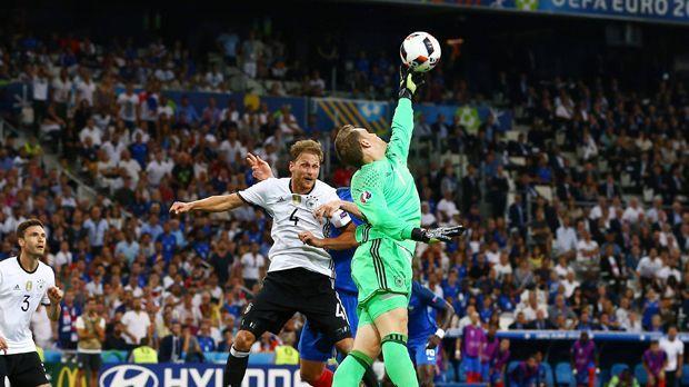 Manuel Neuer - Bildquelle: imago/BPI