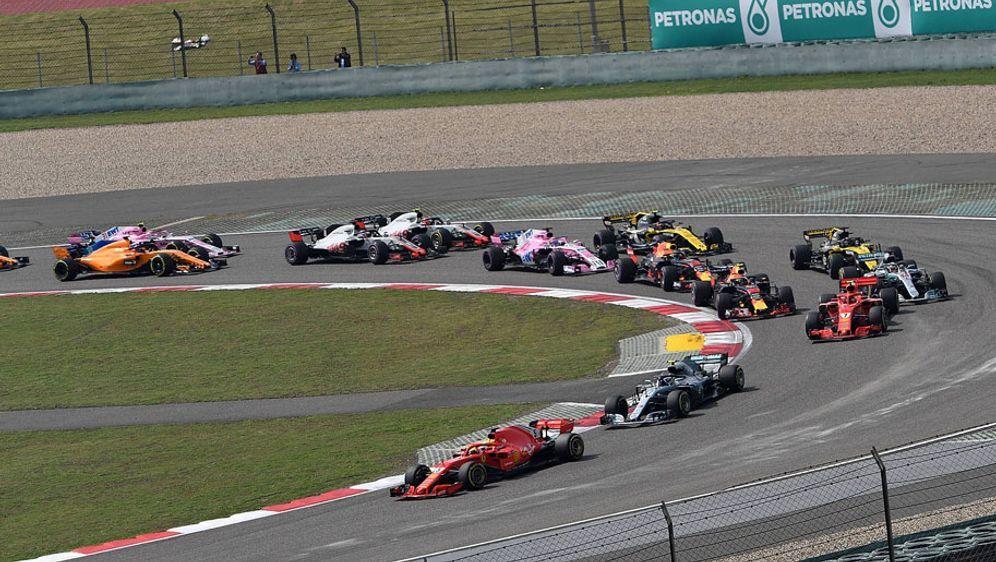 Die Formel 1 fährt endlich wieder - auf dem Red-Bull-Ring in Spielberg beim ... - Bildquelle: 2018 imago
