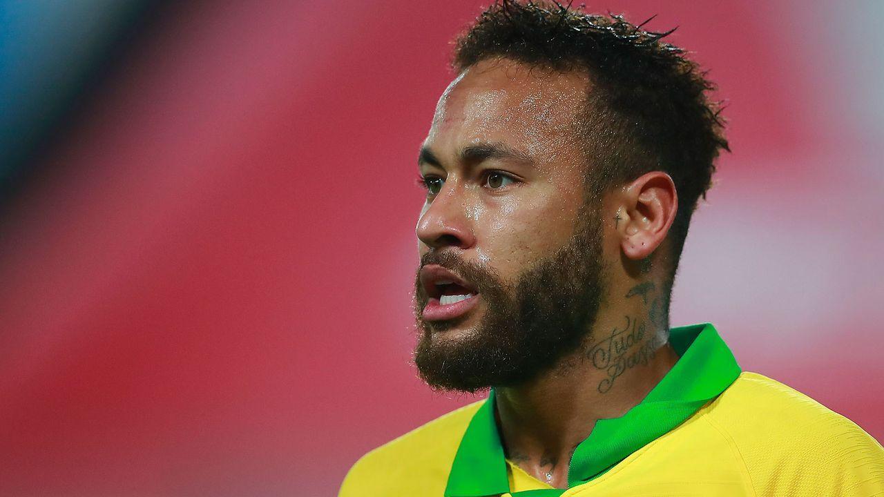18.500 Kilometer in 23 Stunden - Neymar mit der unnötigsten Reise des Jahres - Bildquelle: Getty Images